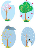 Seasons Stock Images