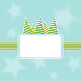 Seasons Greeting Card Royalty Free Stock Photo