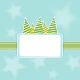 Seasons Greeting Card Royalty Free Stock Photo