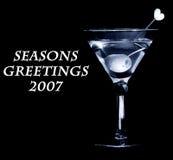 Seasons Greetings stock illustration