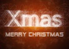 Seasons Greetings. An image of a nice Seasons Greetings Xmas Royalty Free Stock Image