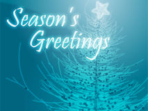 Seasons Greetings Royalty Free Stock Photography