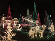 Seasons Greetings From Columbia Maryland Stock Photos