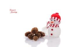 Seasons Greetings Stock Images
