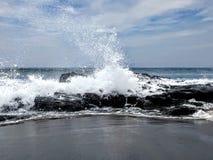 Seaspray στοκ φωτογραφία με δικαίωμα ελεύθερης χρήσης