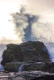 Seaspray  Royalty Free Stock Photography