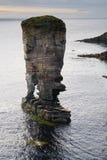 seastack orkney Стоковая Фотография RF