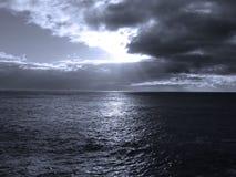 β seasunset W Στοκ φωτογραφία με δικαίωμα ελεύθερης χρήσης