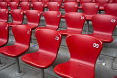 Seat. This is a picture about Seat Stock Images