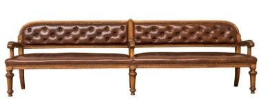 Seat antigo ou sofá Foto de Stock