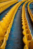 Seat in arena Royalty Free Stock Photography