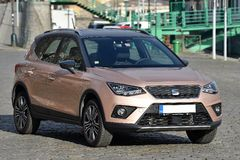 Seat Arona Royalty Free Stock Images
