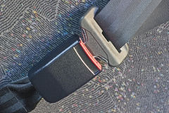Seat Belt Royalty Free Stock Photo