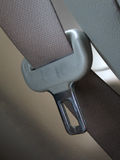 Seat Belt. In a van Royalty Free Stock Images