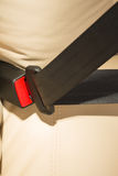 Seat belt Royalty Free Stock Images