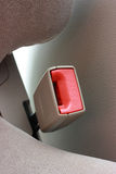 Seat Belt Buckle stock images