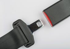 Seat belt Stock Photography