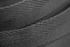 Seat belt Texture Stock Images