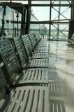 Seat bij de luchthaven Royalty-vrije Stock Afbeelding