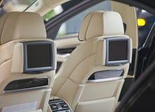 Seat of the car Stock Photos