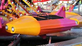 Fun Fair Ride. Stock Photography