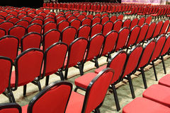 Seat chairs Stock Images
