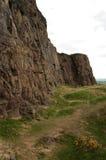 Seat de Arturo, Edimburgo - Escocia Foto de archivo libre de regalías