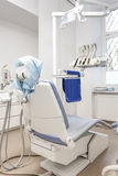 Seat in dentist room Royalty Free Stock Image