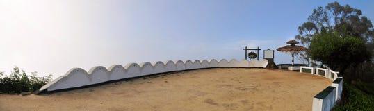 Seat in Haputale, Sri Lanka di Lipton di punto di vista Immagini Stock