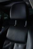 Seat i en bil Royaltyfria Bilder
