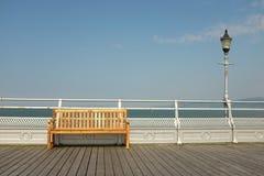 Seat i światło Fotografia Royalty Free