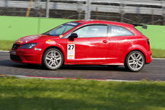 SEAT IBIZA CUP Stock Photos