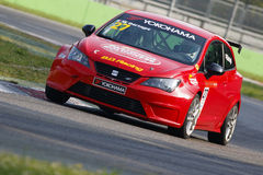 SEAT IBIZA CUP Royalty Free Stock Photos