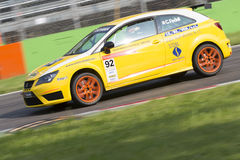 SEAT IBIZA CUP Royalty Free Stock Images