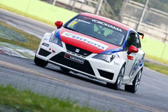 SEAT IBIZA CUP Stock Images