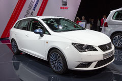 Seat Ibiza ST Connect Royalty Free Stock Photography