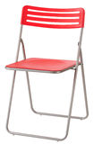 Seat. Isolated Stock Image