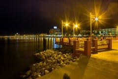 Seat-Küste Prachuap-Bucht Lizenzfreie Stockfotografie