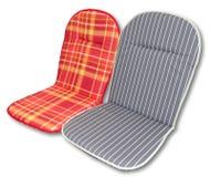 Seat kuddar Arkivfoto