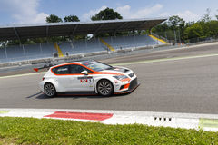 Seat Leon Cup Royalty Free Stock Images
