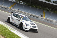 Seat Leon Cup Royalty Free Stock Photos