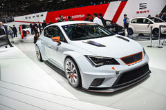 SEAT Leon Cup Racer Royalty Free Stock Images