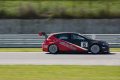 SEAT LEON EURO CUP RACE CAR Stock Photos