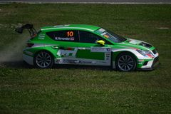 Seat Leon Eurocup at Monza Royalty Free Stock Photography