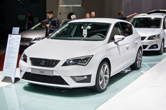 Seat Leon Royalty Free Stock Image