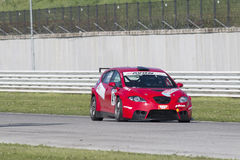 SEAT LEON SUPERCOPA Stock Photos