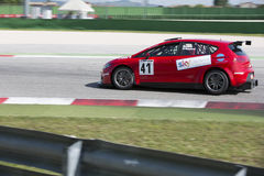 SEAT LEON SUPERCOPA Stock Images