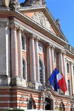 Seat of Mayor, Toulouse, France Royalty Free Stock Image