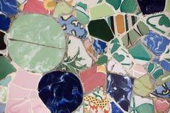 Seat mosaic Royalty Free Stock Image