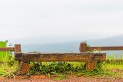 Seat para a vista da vista Imagem de Stock Royalty Free